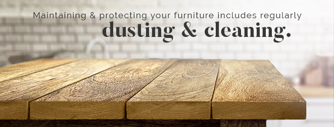 keep an eye on your wooden furniture to get rid of bed bugs