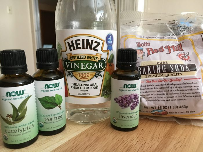 using essential oils and vinegar to get rid of bed bugs