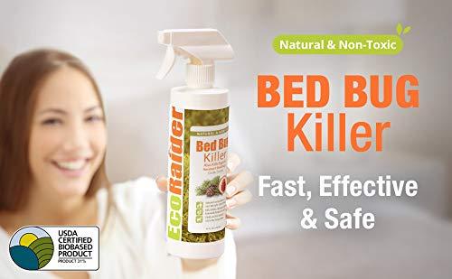 EcoRaider USDA certified bio-based product