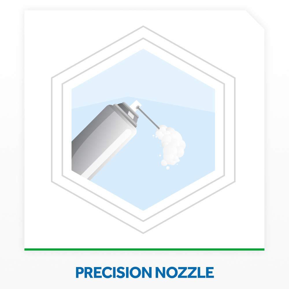 Raid bed bug spray precision nozzle for hard to reach areas